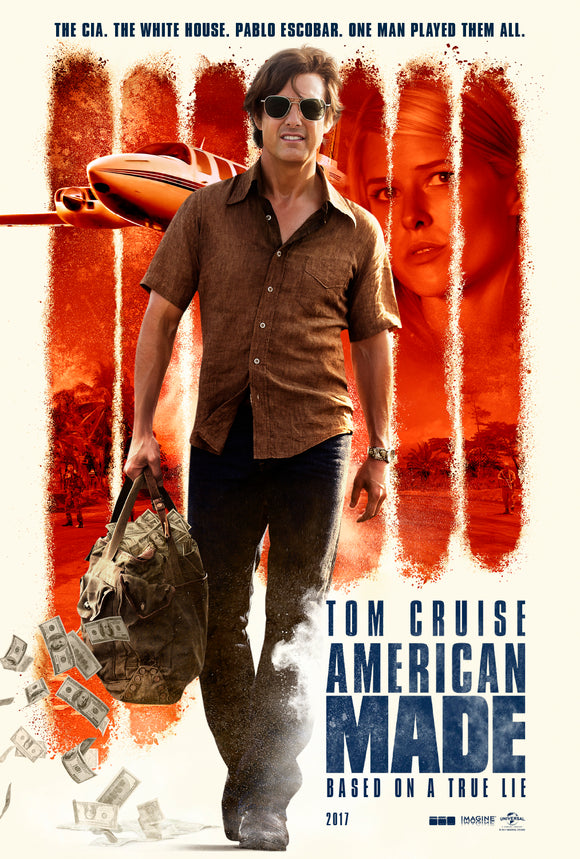 American Made (HD iTunes / Vudu)