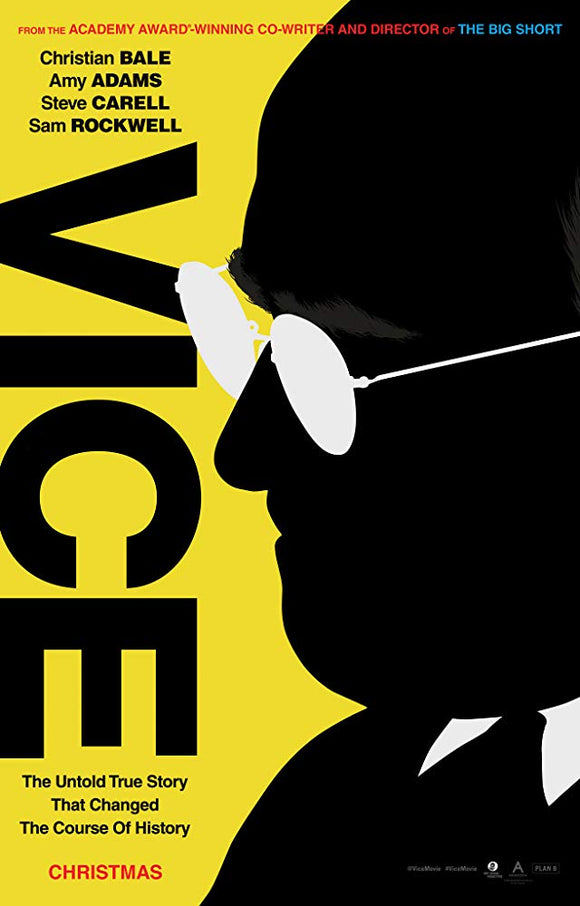 VICE (HD iTunes / VUDU)