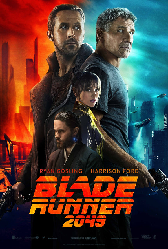 Blade Runner 2049 (HD iTunes / Vudu)