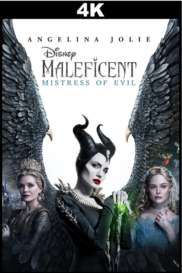 Maleficent: Mistress of Evil (4K)