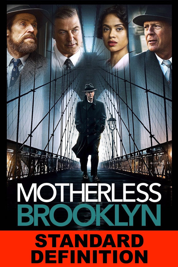 Motherless Brooklyn (SD iTunes / SD VUDU)