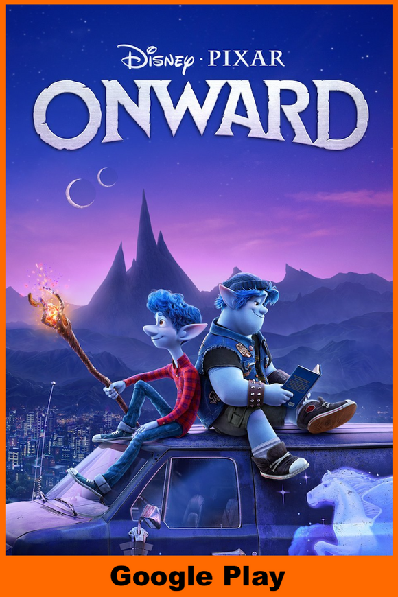 Onward (HD Google Play Redeem)