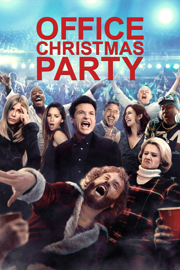Office Christmas Party (HD Vudu)