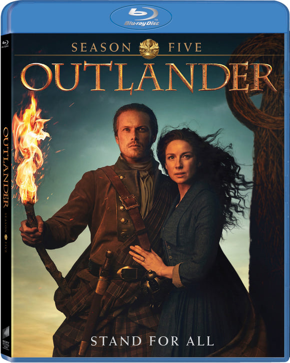 Outlander : Season 5 (Blu Ray 4-Disc Set)