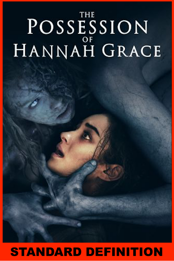 The Possession of Hannah Grace (SD iTunes / SD VUDU)