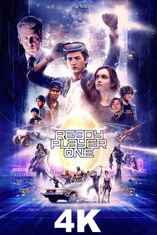 Ready Player One (4K iTunes / 4K Vudu)