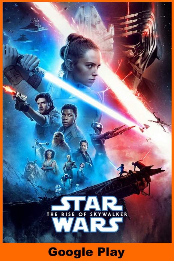 Star Wars: The Rise of Skywalker (HD Google Play Redeem)