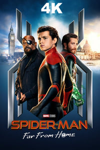 Spider-Man: Far from Home (4K iTunes / 4K Vudu)