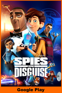Spies in Disguise (HD Google Play)