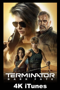 Terminator: Dark Fate (4K iTunes)
