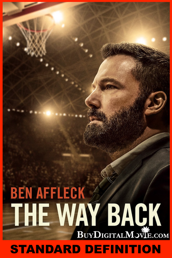 The Way Back (SD iTunes / SD VUDU)
