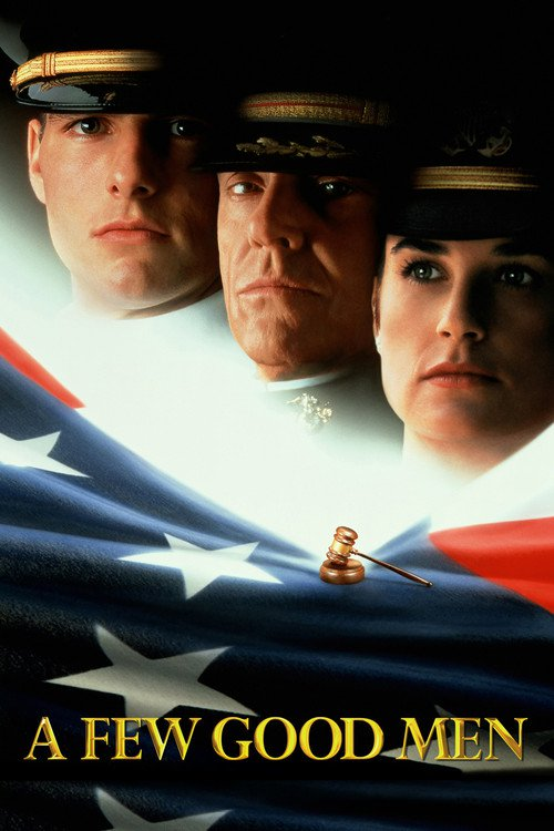 A Few Good Men (4K iTunes / 4K Vudu)