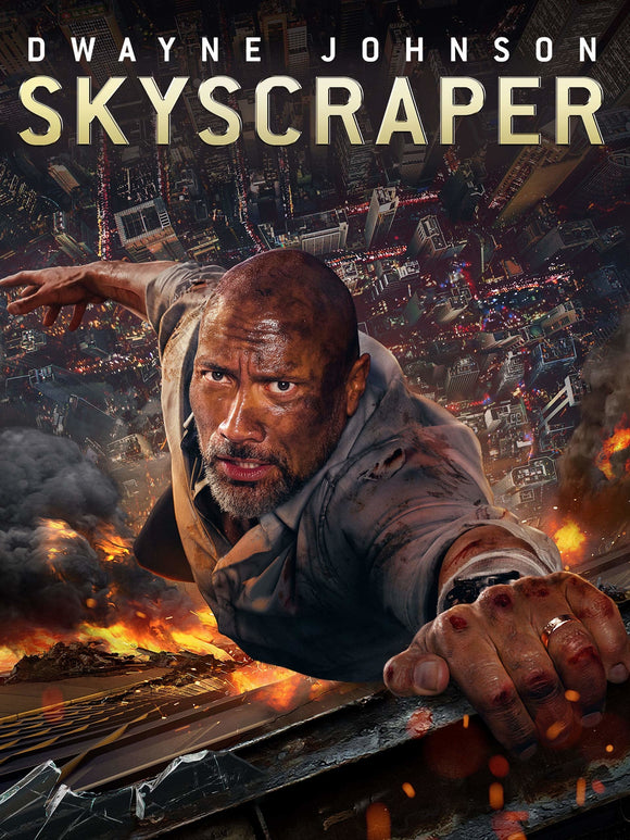 Skyscraper (HD iTunes / VUDU)
