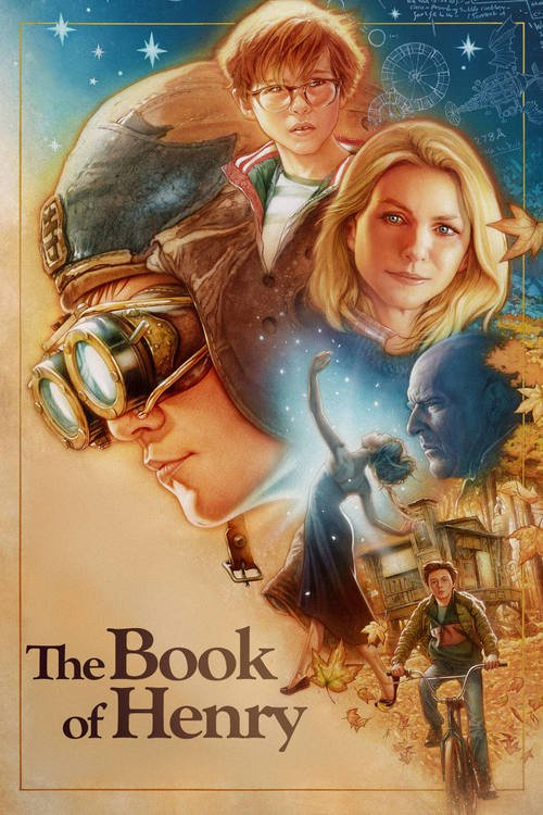 The Book of Henry (HD iTunes or HD Vudu)