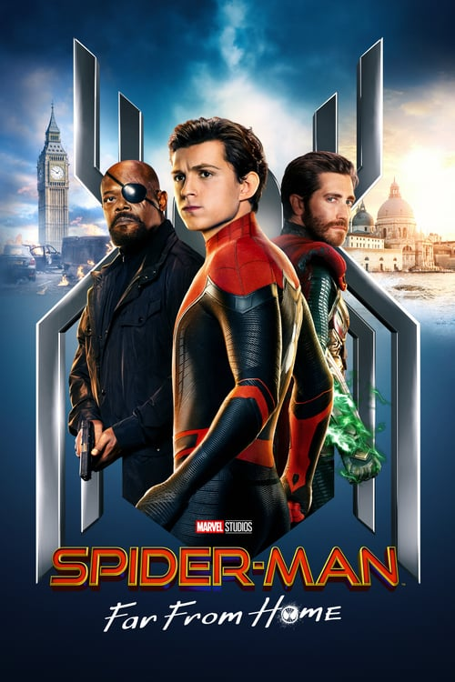 Spider-Man: Far from Home (HD iTunes / HD Vudu)