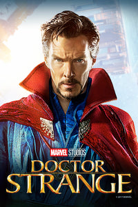 Doctor Strange (HD iTunes / HD Vudu)