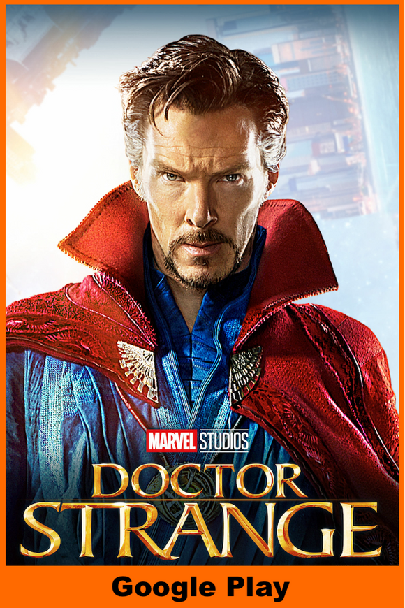 Doctor Strange (HD Google Play Redeem)
