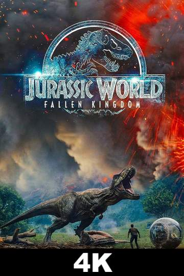 Jurassic World : Fallen Kingdom (4K iTunes / 4K Vudu)