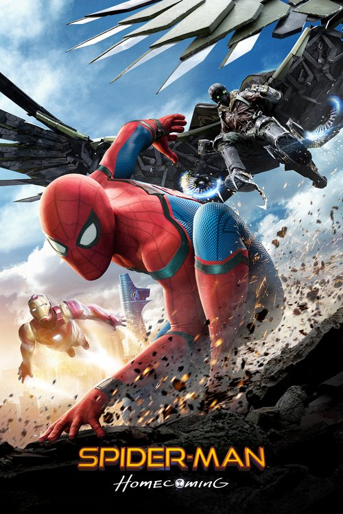 Spider-Man: Homecoming (HD iTunes / VUDU)