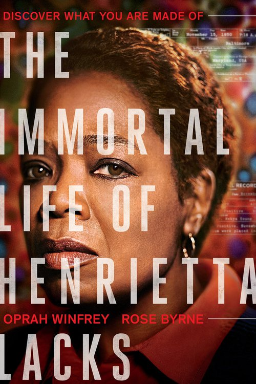 The Immortal Life of Henrietta Lacks (HD Vudu)