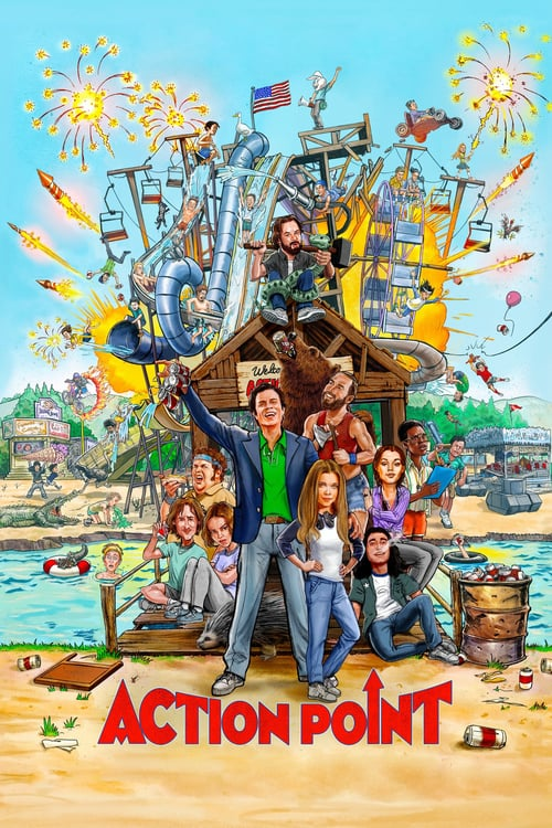 Action Point (HD iTunes or HD Vudu)