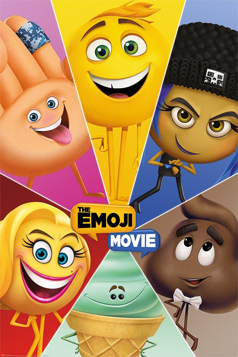 Emoji Movie, The (HD iTunes / VUDU)