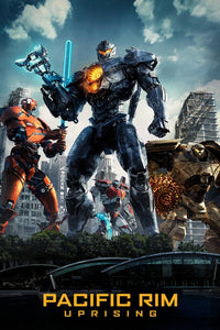 Pacific Rim : Uprising (HD iTunes / Vudu)