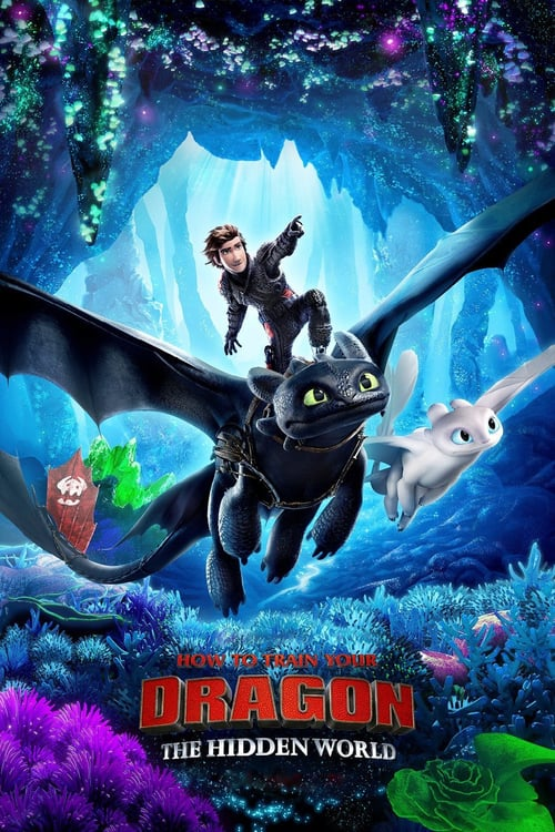How to Train Your Dragon: The Hidden World (HD iTunes / VUDU)
