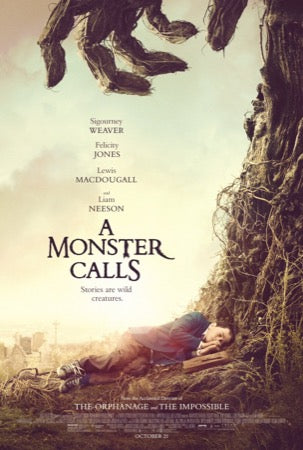 A Monster Calls (HD iTunes or HD Vudu)