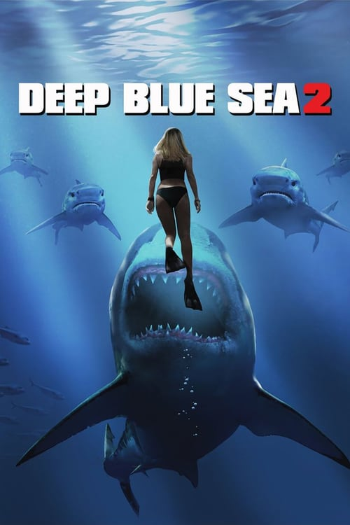 Deep Blue Sea 2 (HD iTunes / VUDU)