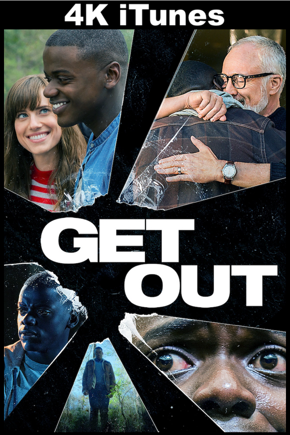 Get Out (4K iTunes)