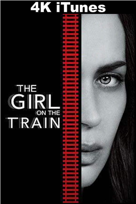 The Girl on the Train (2016) (4K iTunes)