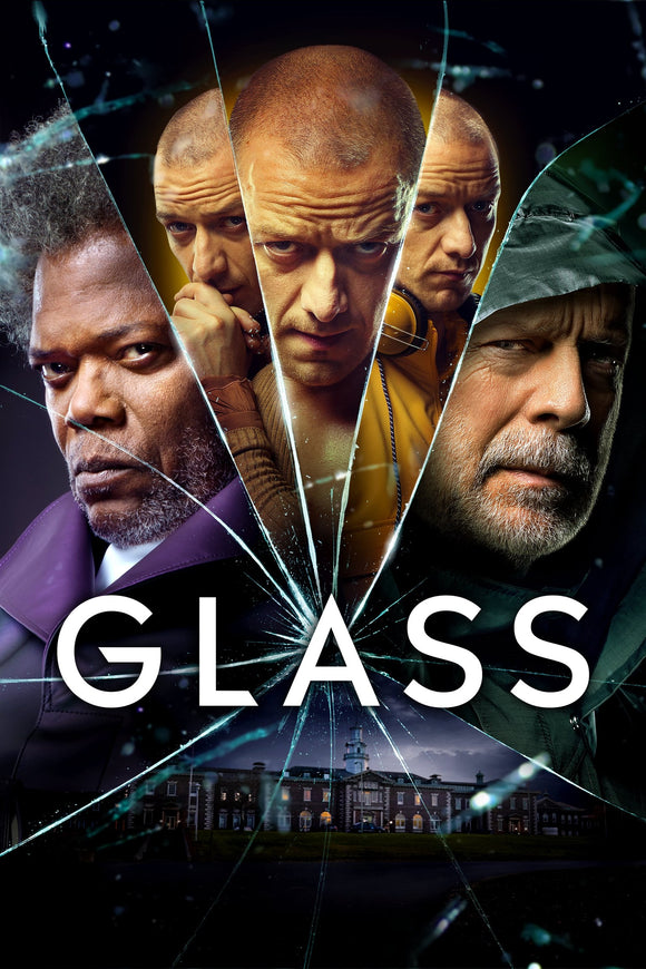 Glass (HD iTunes / VUDU)