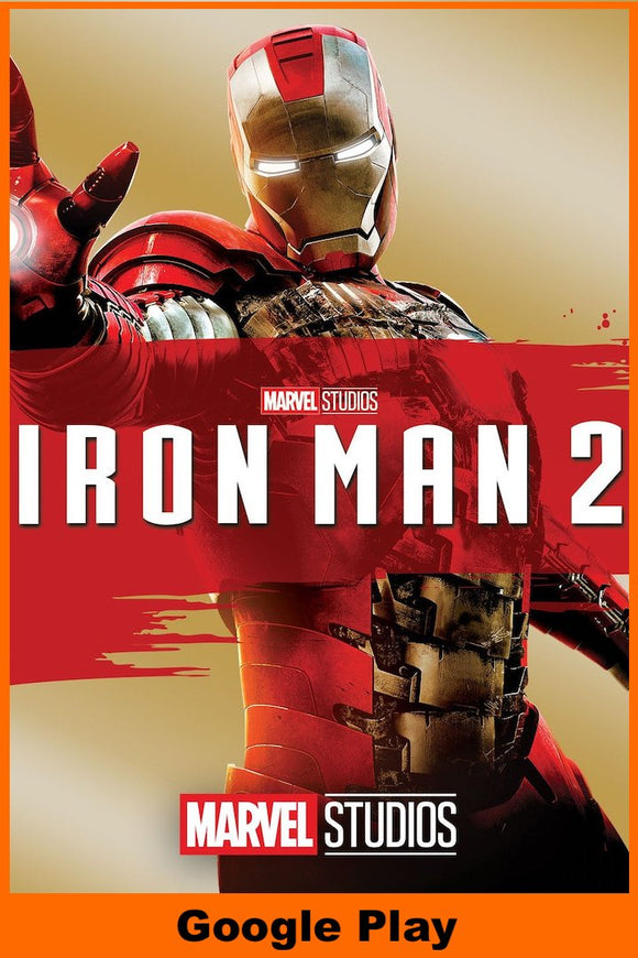 Iron Man 2 (HD Google Play Redeem)