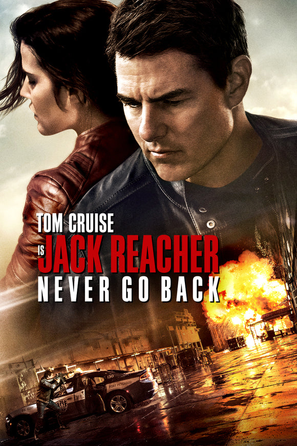 Jack Reacher : Never Go Back (HD Vudu)
