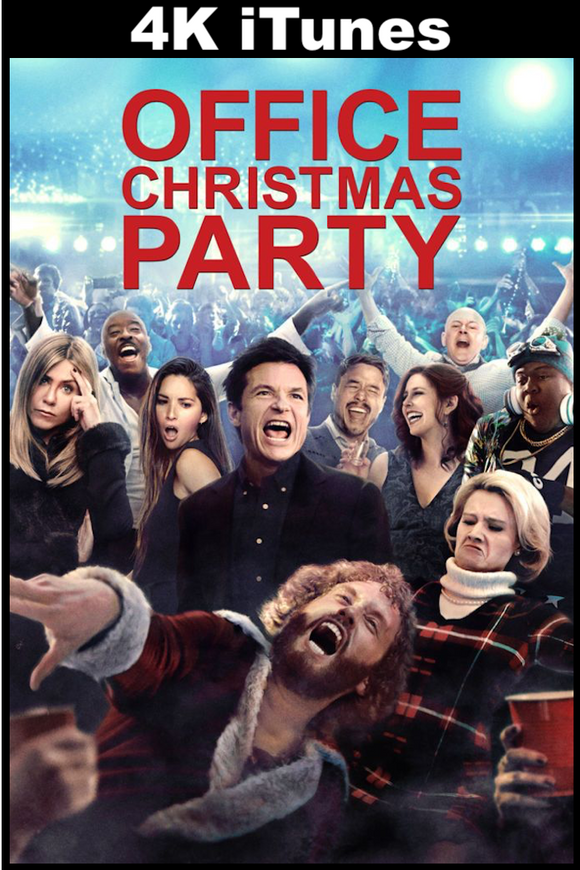 Office Christmas Party (4K iTunes)