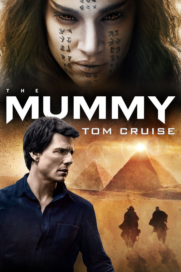 The Mummy (2017) (HD Vudu)