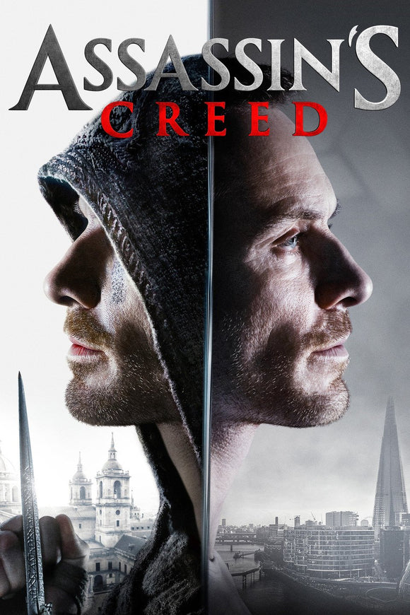 Assassin's Creed (4K iTunes or 4K/HD Vudu)