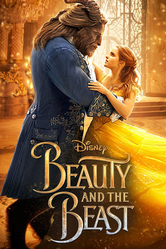 Beauty And The Beast (2017) (HD iTunes / HD Vudu)