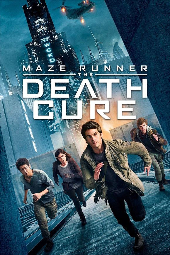 Maze Runner : Death Cure (HD iTunes / Vudu)