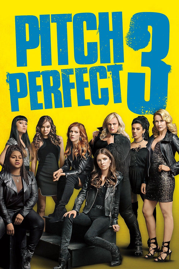 Pitch Perfect 3 (4K iTunes / 4K Vudu)