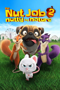 Nut Job 2 : Nutty by Nature (HD Vudu)