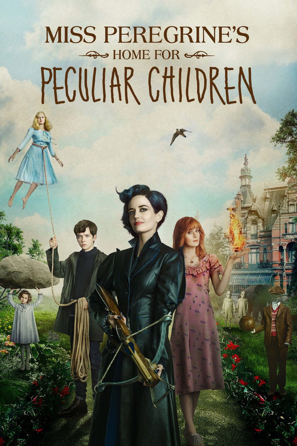 Miss Peregrine's Home for Peculiar Children (4K iTunes or 4K/HD Vudu)