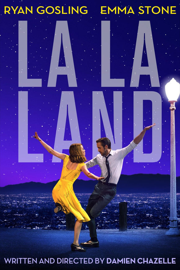 LA LA Land (4K iTunes or 4K Vudu)