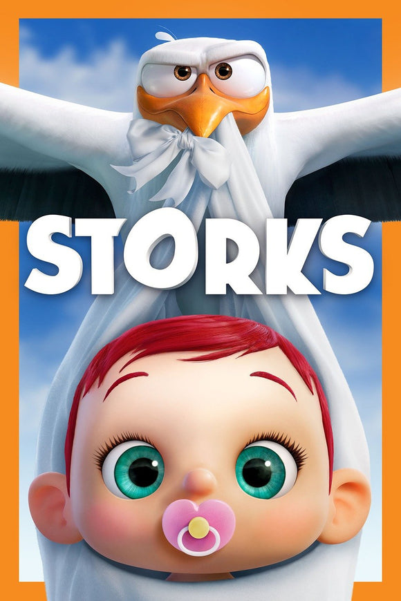 Storks (HD iTunes and Vudu)