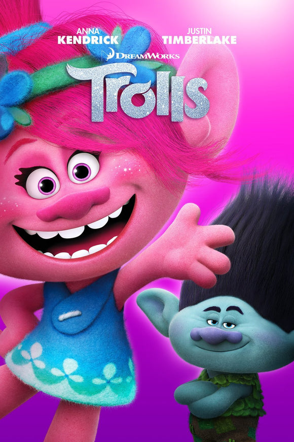 Trolls (HD iTunes and Vudu)