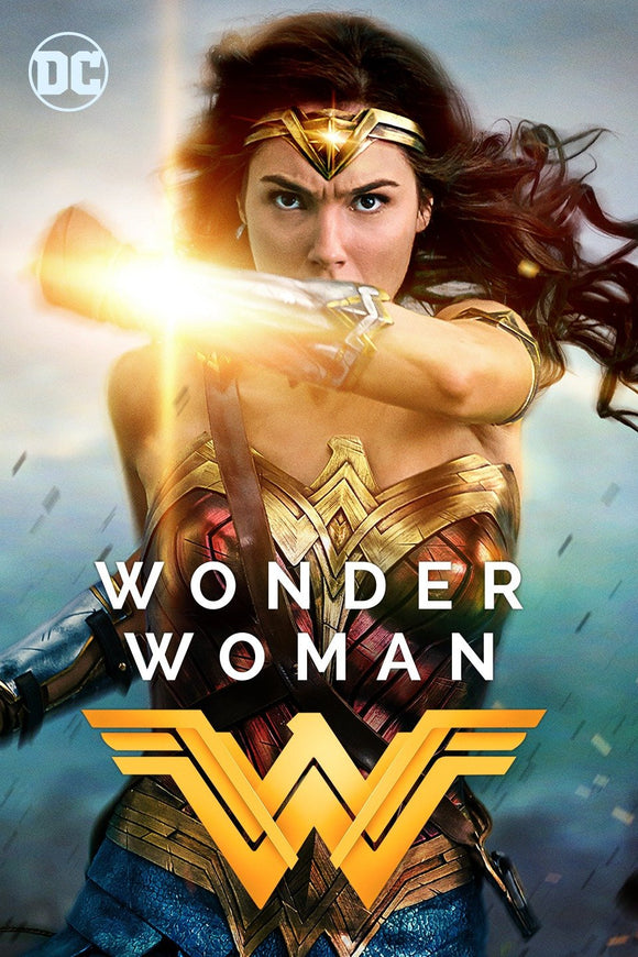 Wonder Woman (HD iTunes / VUDU)