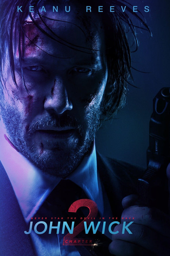 John Wick: Chapter 2 (4K iTunes or HD Vudu)