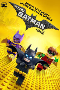 Lego Batman Movie, The (HD iTunes / Vudu)
