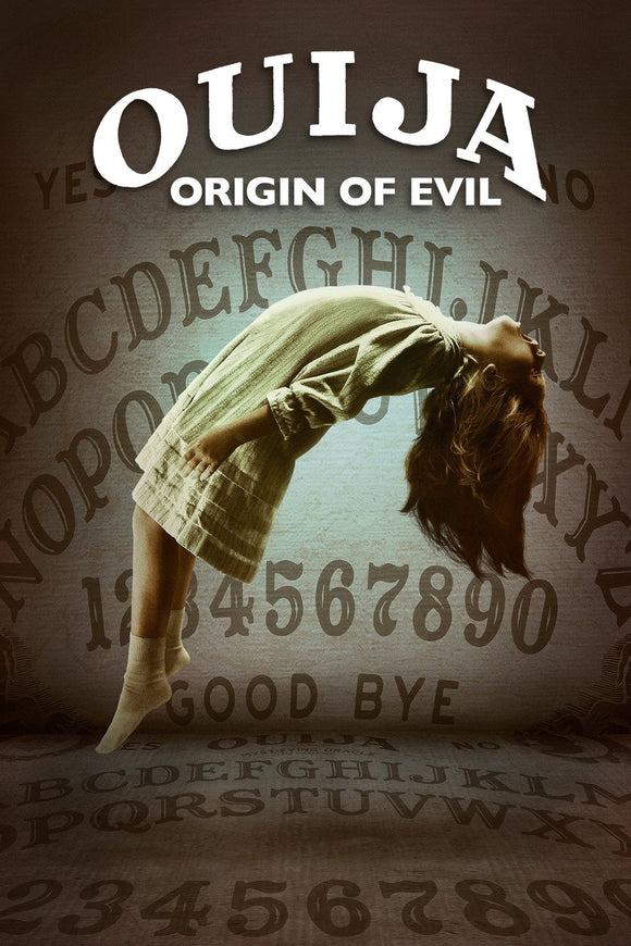 Ouija: Origin of Evil (HD iTunes or HD Vudu)